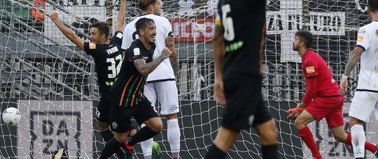 Il gol della vittoria per il Venezia (sport.ilmessaggero.it)