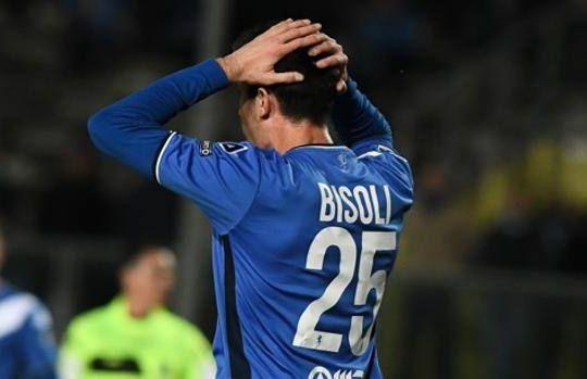 Bisoli ha segnato il gol del vantaggio bresciano (gazzetta.it)