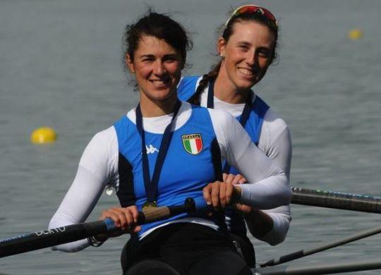 Sata Bertolasi e Alessandra Patelli hanno conquistato il bronzo nel due senza (varesenews.it)