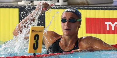 Simona Quadarella oro anche nei 1500  (Ian MacNicol/Getty Images)