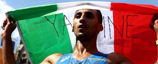 Yassine Rachik bronzo nella maratona (ilgiornale.it)