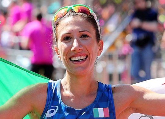 Antonella Palmisano (puglia.coni.it)