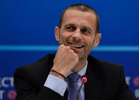 Aleksander Čeferin presidente Uefa (calciomercato.com)