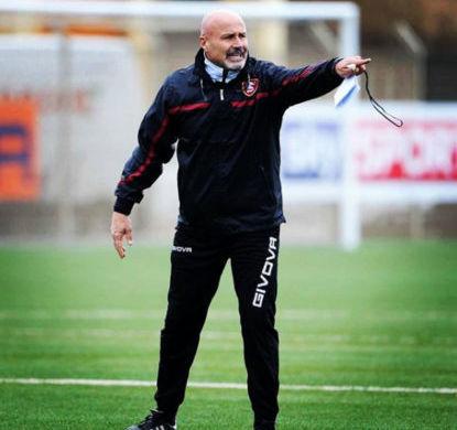 L'allenatore della Salernitana Colantuono (ilovepalermocalcio.com)