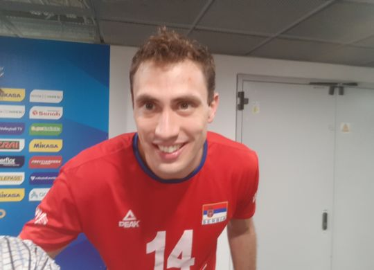 Con Aleksandar Atanasijevic