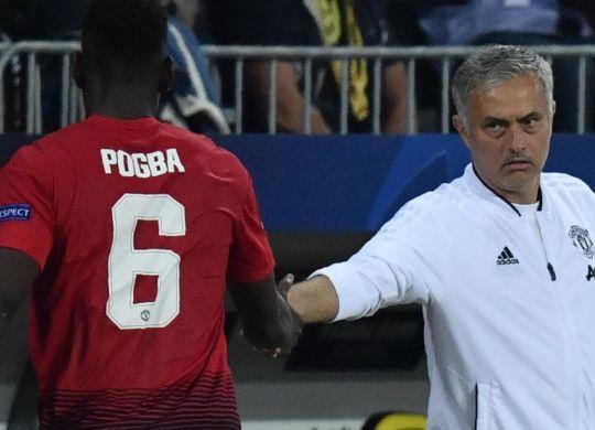 La doppietta di Pogba ha portato alla vittoria il Manchester (foxsport.com.au)