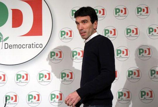 Maurizio Martina, segretario del Pd (polisblog.it)