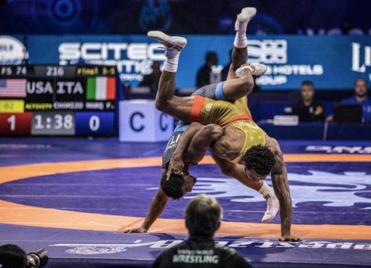 Un momento della finale per il bronzo (gazzetta.it)