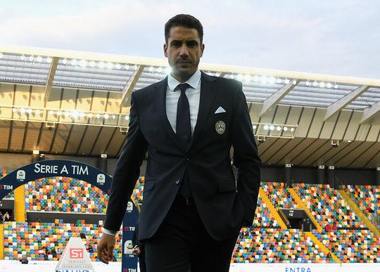 Julio Velazquez tecnico dell'Udinese (itasportpress.it)