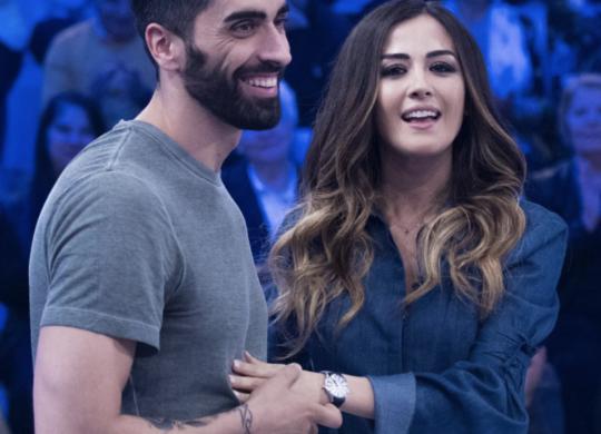 Filippo Magnini e Giorgia Palmas (sportfair.it)