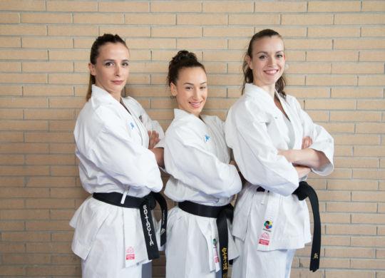La squadra femminile italiana vincitrice del bronzo (fijikam.it)