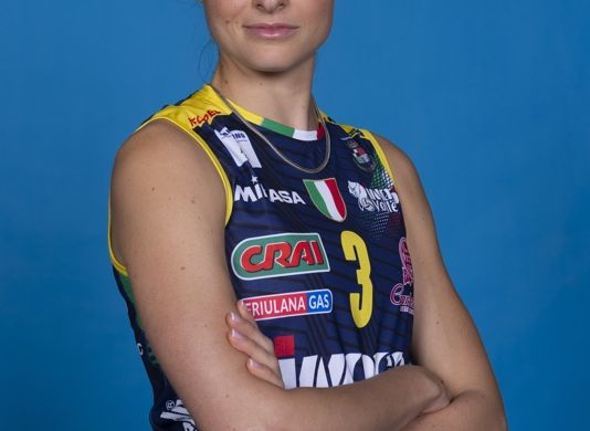 Marta Bechis (imocovolley.it)