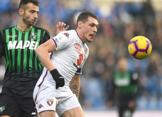 Belotti ha segnato per il Torino (tuttosport.com)