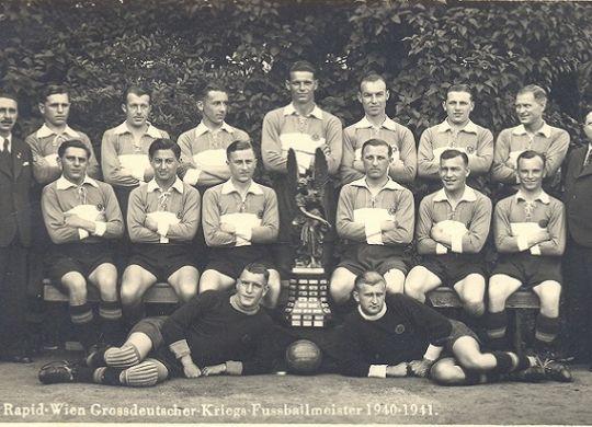 Fussball_Rapid1941