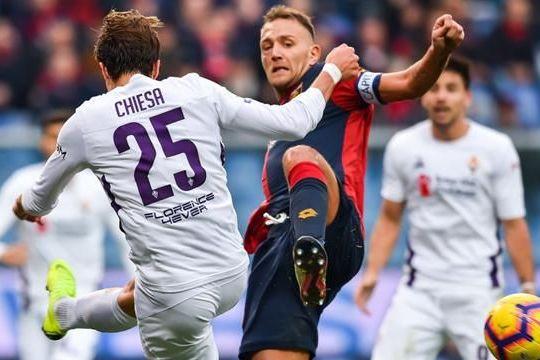 Un momento di Genoa-Fiorentina (it.eurosport.com)