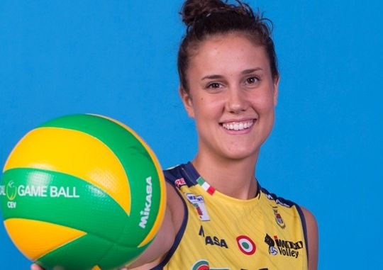 Anna Danesi (volleynews.it)