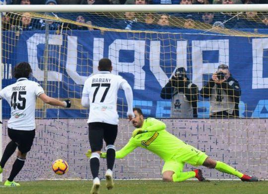 Inglese ha segnato una doppietta (calciomercato.com)