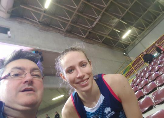 Con Ofelia Malinov