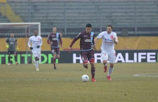 Padova-Salernitana (tvoggisalerno.it)