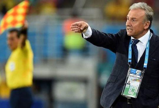 Alberto Zaccheroni (immagini.quotidiano.net/Afp)