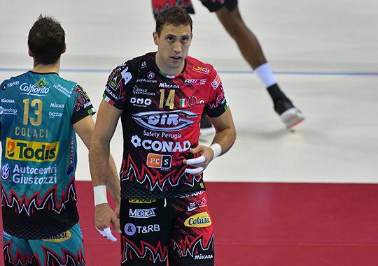 Atanasijevic squalificato per una giornata (volleynews.it)