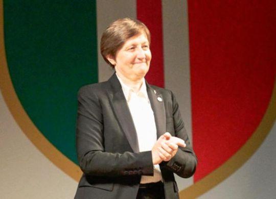 Suor Giovanna Saportiti fondatrice dell'Agil volley (lastampa.it)