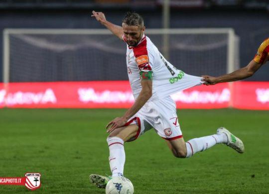 Un momento di Benevento-Carpi (carpifc.com)