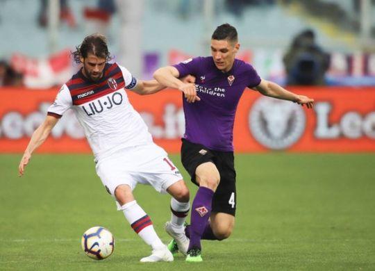 Un momento di Fiorentina-Bologna (lanazione.it)