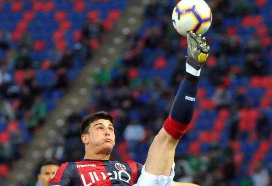 Riccardo Orsolini (ilrestodelcarlino.it)