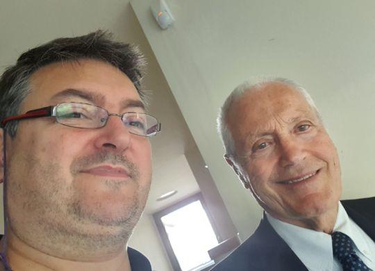 Con Toto Bulgheroni