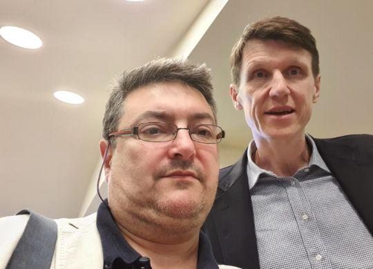 Con Gregor Fucka