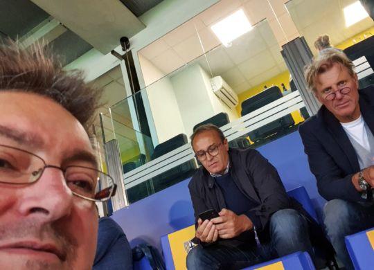Con Pasquale Marino