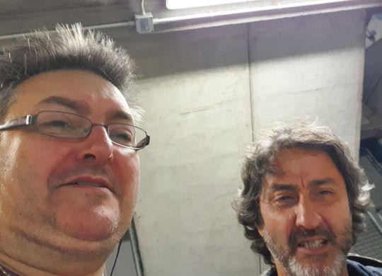 Con Nando De Napoli