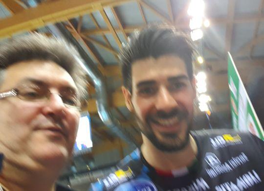 Con Filippo Lanza