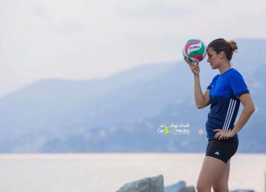 Valeria Papa è tornata dal Brasile (Andrea Baratella, get sport media)
