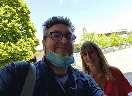 Con Veronica Bartoli presidentessa della Pallacanestro Reggiana